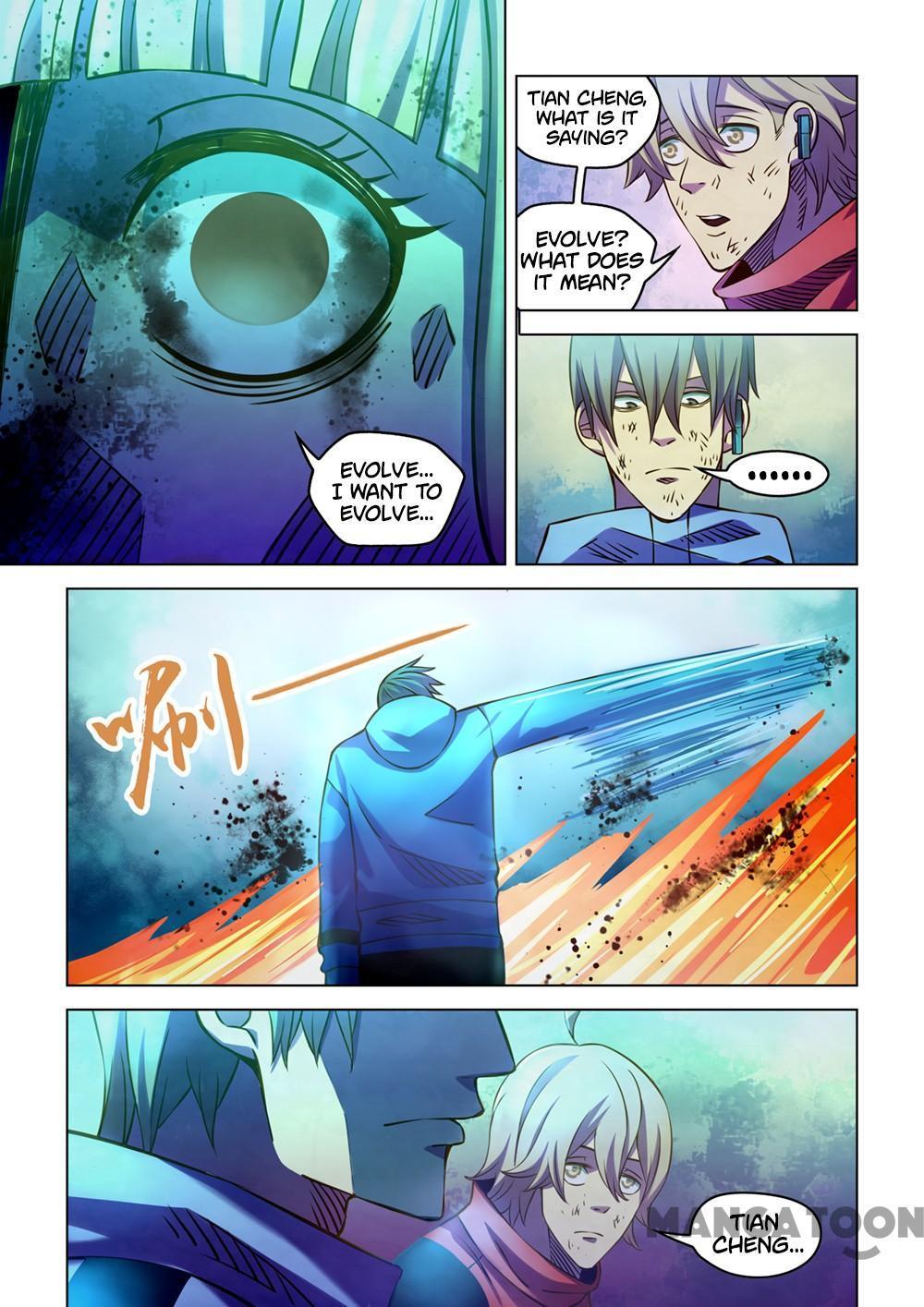 Moshi Fanren Chapter 244 page 11 - Mangakakalots.com