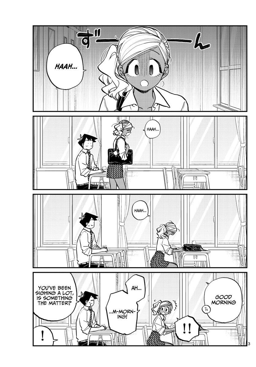 Komi-San Wa Komyushou Desu Chapter 217: Goldfish page 3 - Mangakakalot