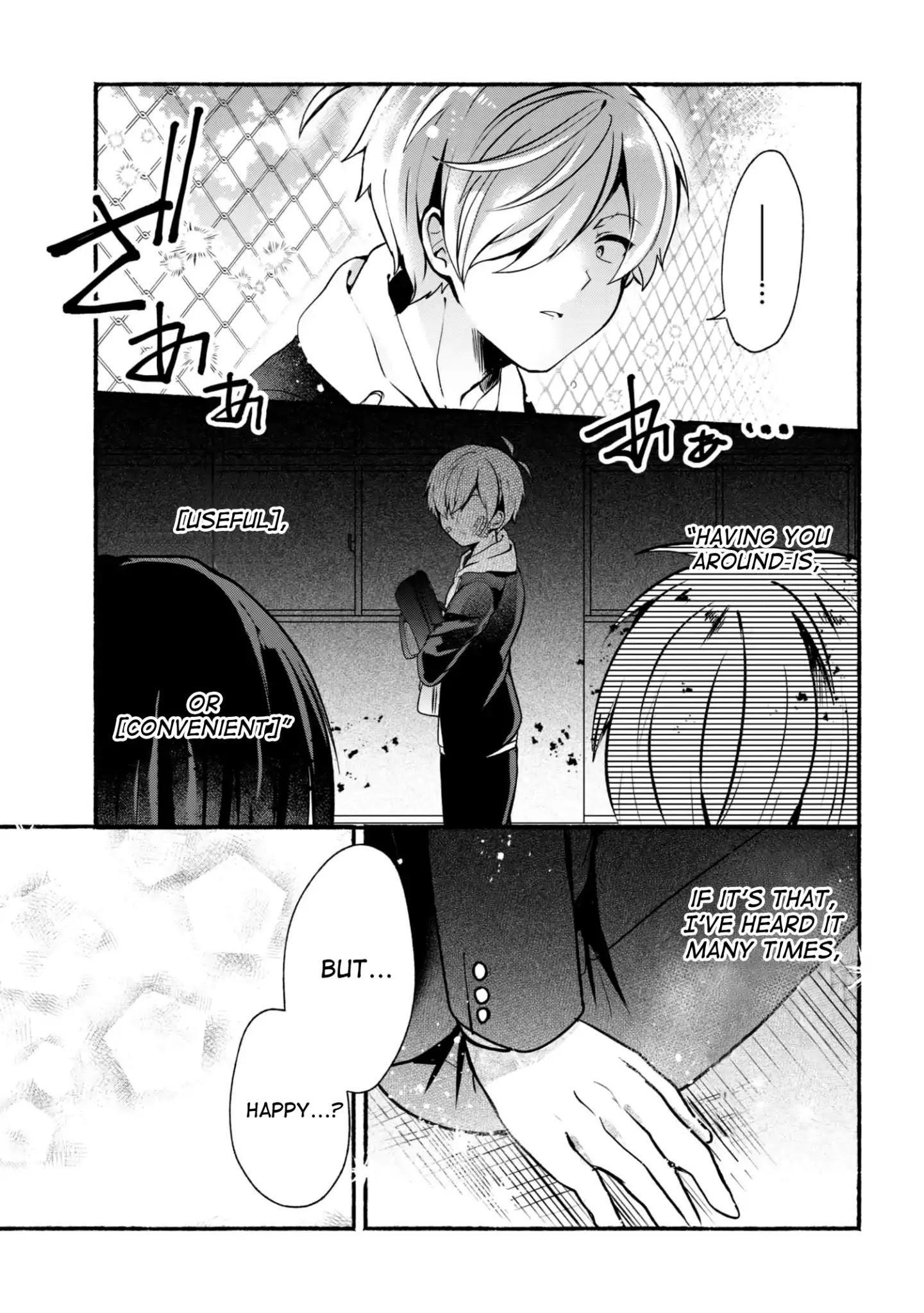 Pashiri Na Boku To Koi Suru Banchou-San Chapter 18 page 12 - Mangakakalots.com