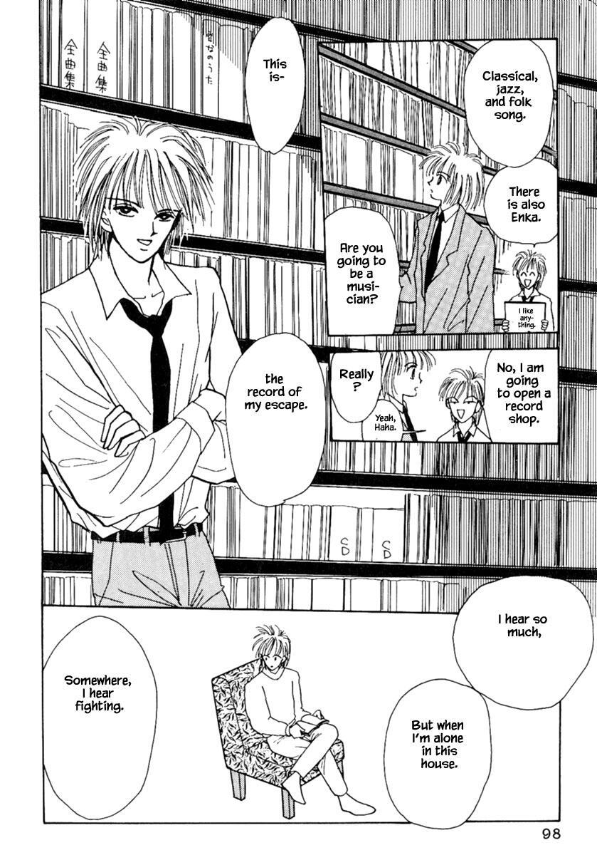 Shi To Kanojo To Boku Chapter 4 page 13 - Mangakakalots.com