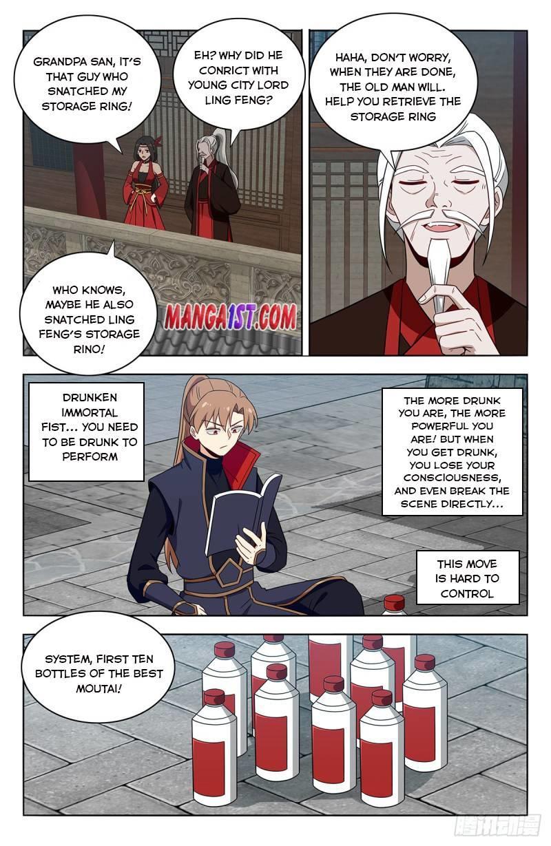 Strongest Anti M.e.t.a Chapter 388 page 7 - Mangakakalots.com