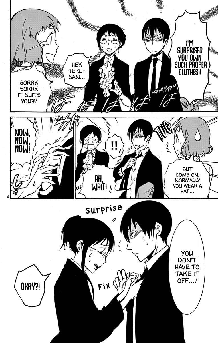 Dousei Sensei Wa Renai Ga Wakaranai. Chapter 12 page 4 - Mangakakalots.com