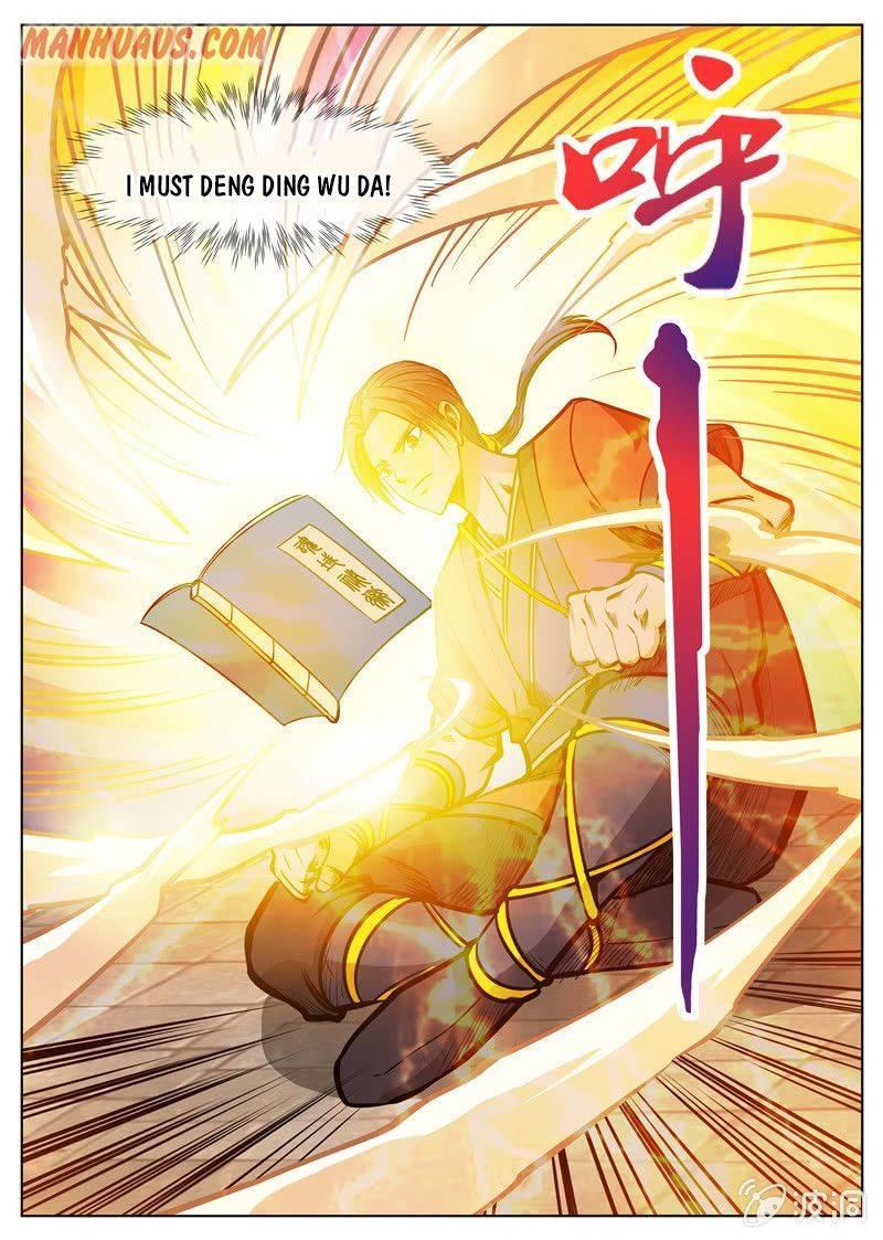 Greatest Sword Immortal Chapter 165.3 page 12 - Mangakakalots.com