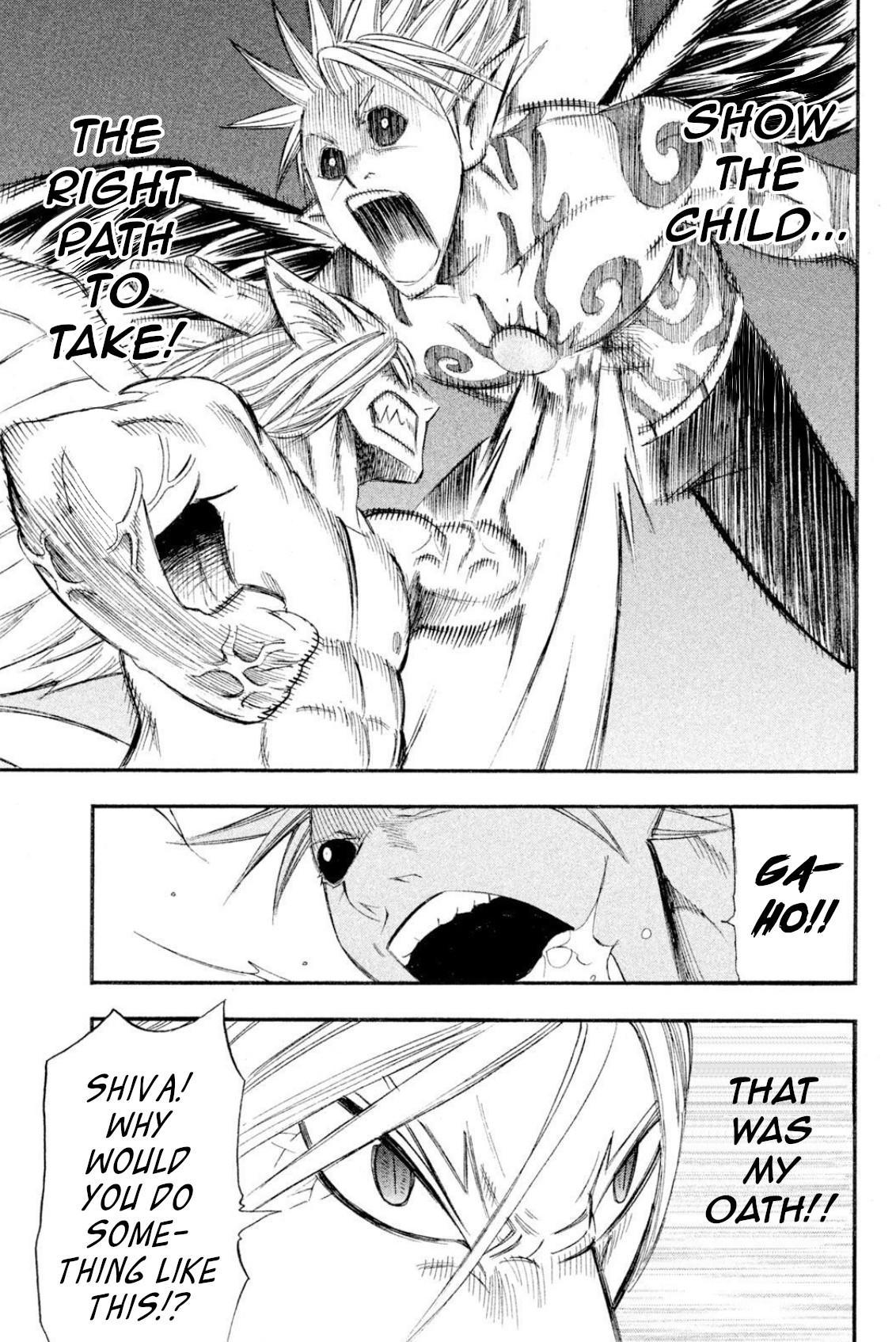 Buster Keel! Chapter 44: Shadowy Soloist (Part 2) page 24 - Mangakakalots.com