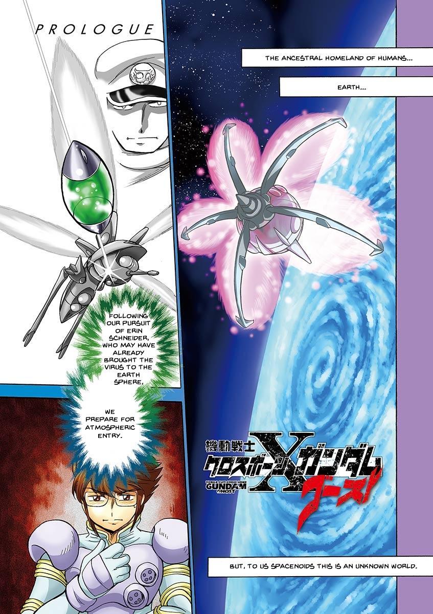 Kidou Senshi Crossbone Gundam Ghost Vol.5 Chapter 19: Jaburo's Thunderclap page 4 - Mangakakalots.com