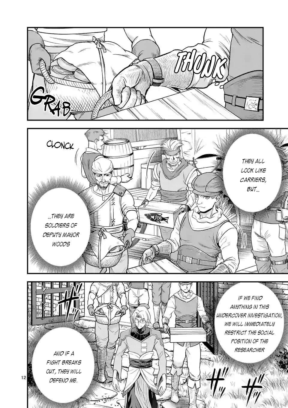 100-Nin No Eiyuu O Sodateta Saikyou Yogensha Wa, Boukensha Ni Natte Mo Sekaijuu No Deshi Kara Shitawarete Masu Chapter 27 page 13 - Mangakakalots.com