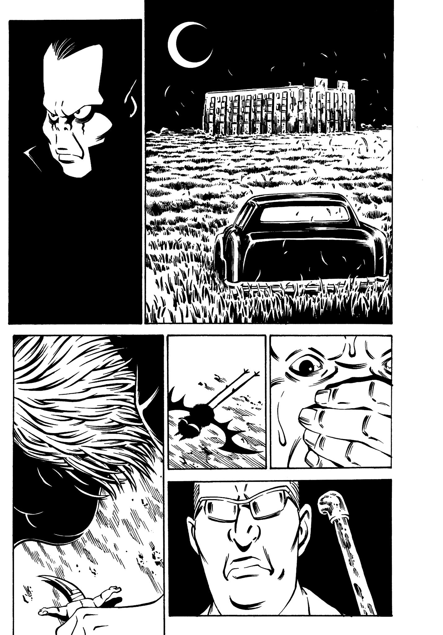 Deathco Chapter 12: The Playground (2) page 27 - Mangakakalots.com