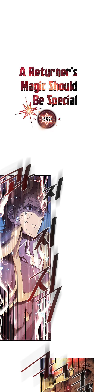 A Returner's Magic Should Be Special Chapter 98 page 2 - Mangakakalots.com