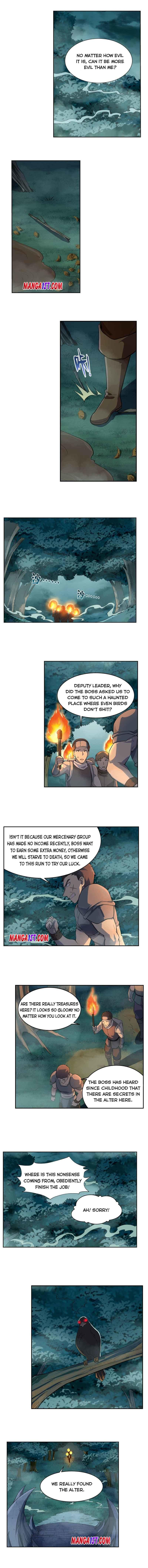 The Demon King Who Lost His Job Chapter 207 page 5 - Mangakakalots.com