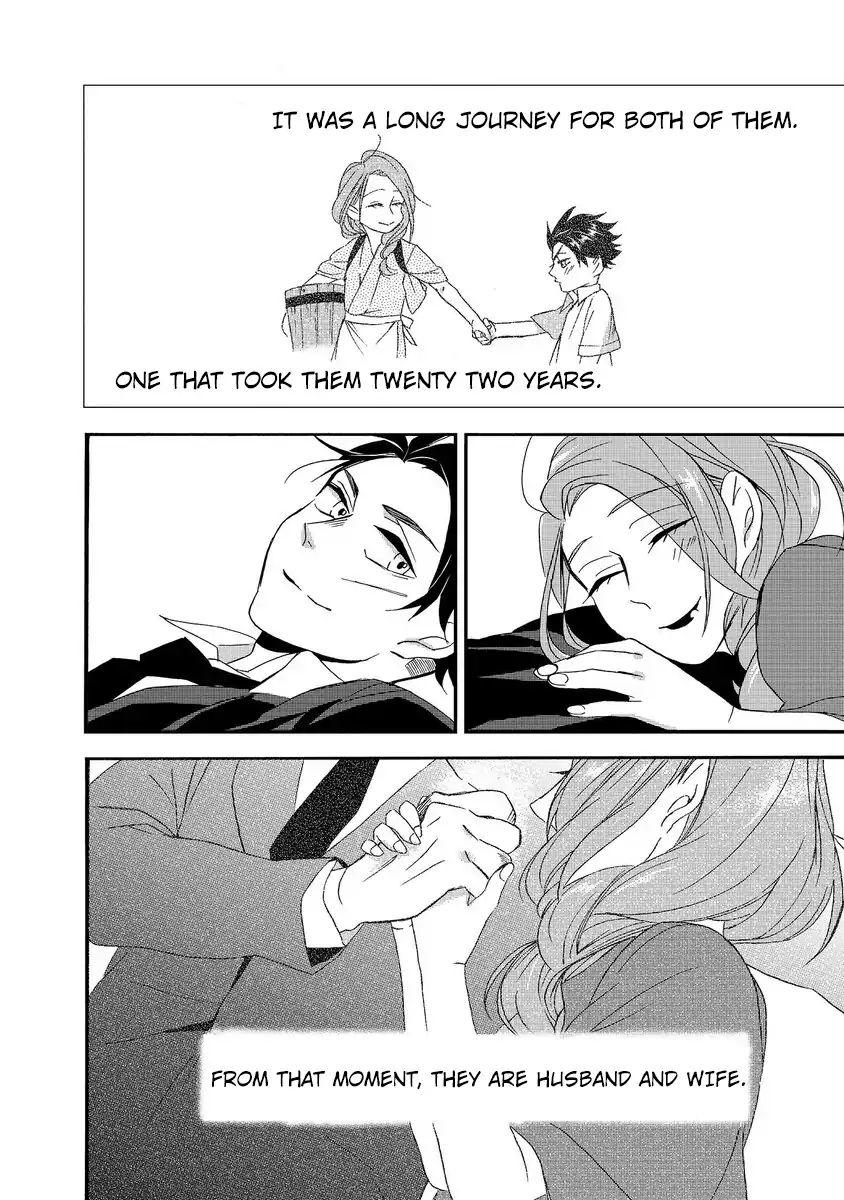 Will You Marry Me Again If You Are Reborn? Vol.1 Chapter 1: Autumn Couple page 29 - Mangakakalots.com