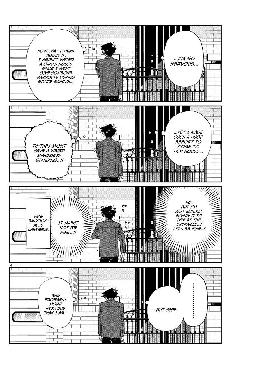 Komi-San Wa Komyushou Desu Vol.9 Chapter 128: White Day page 4 - Mangakakalot