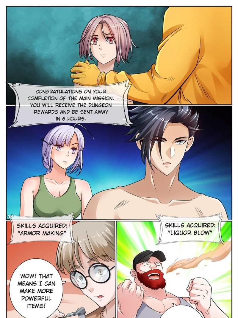 The Ultimate Self-Destruction System Chapter 63 page 11 - Mangakakalots.com