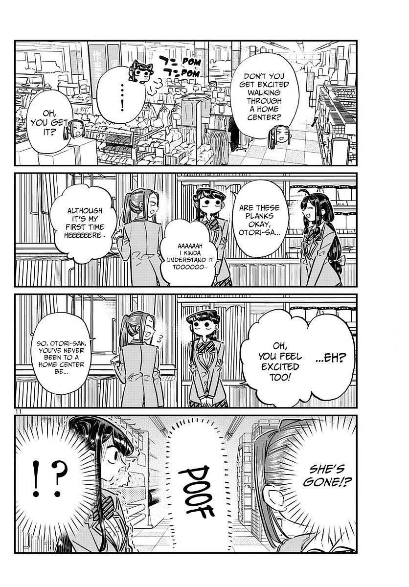 Komi-San Wa Komyushou Desu Vol.5 Chapter 64: Culture Festival Preparations page 12 - Mangakakalot