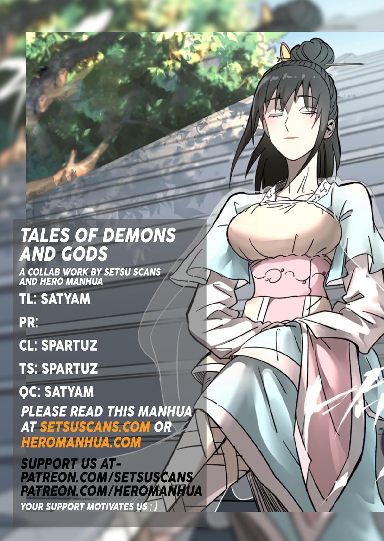 Tales Of Demons And Gods Chapter 341.1 page 1 - Mangakakalot