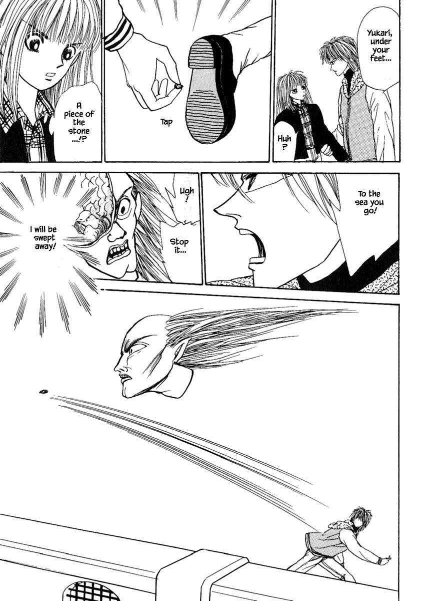 Shi To Kanojo To Boku Chapter 11.2 page 28 - Mangakakalots.com