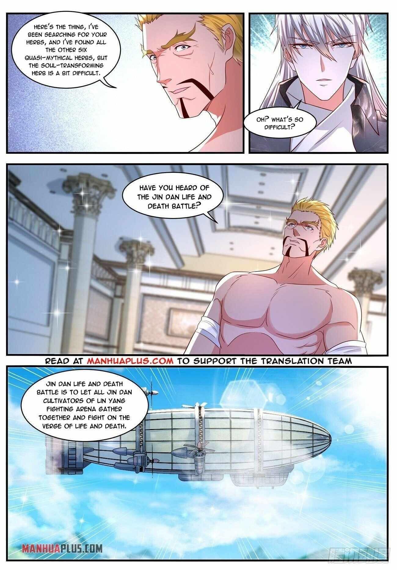 Rebirth Of The Urban Immortal Cultivator Chapter 639 page 5 - Mangakakalot