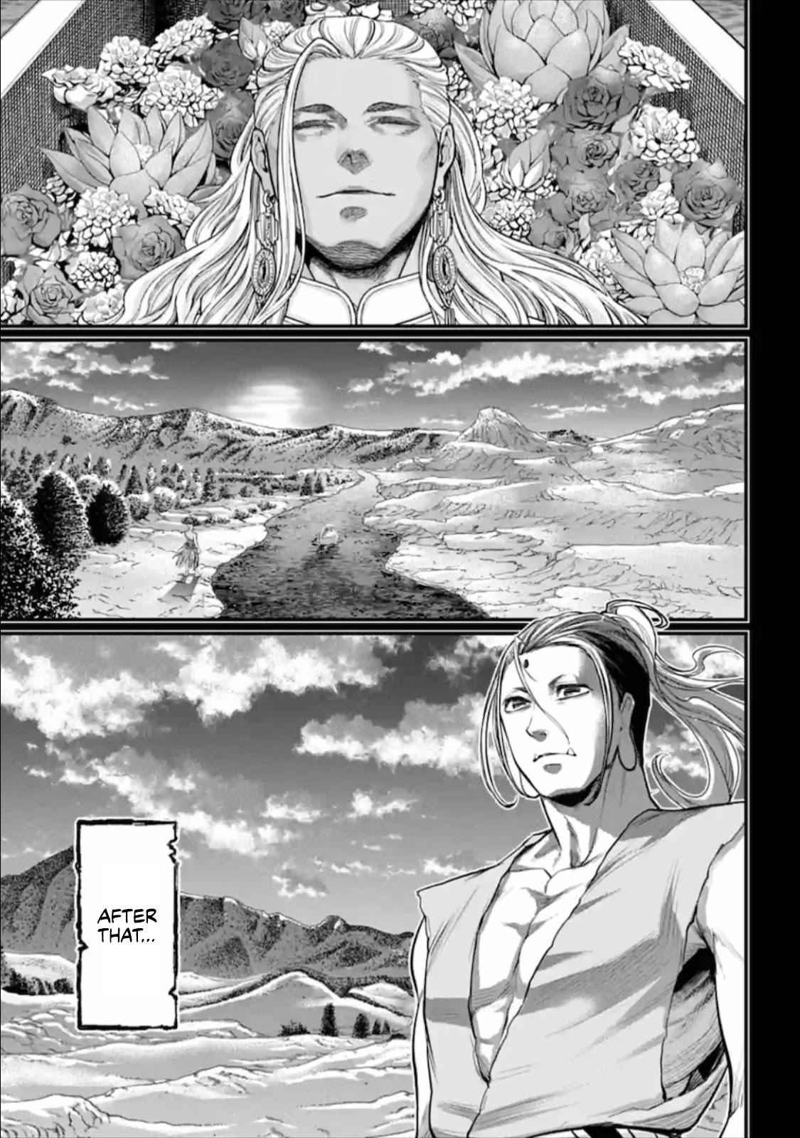 Record Of Ragnarok Chapter 47: The Path page 54 - Mangakakalots.com