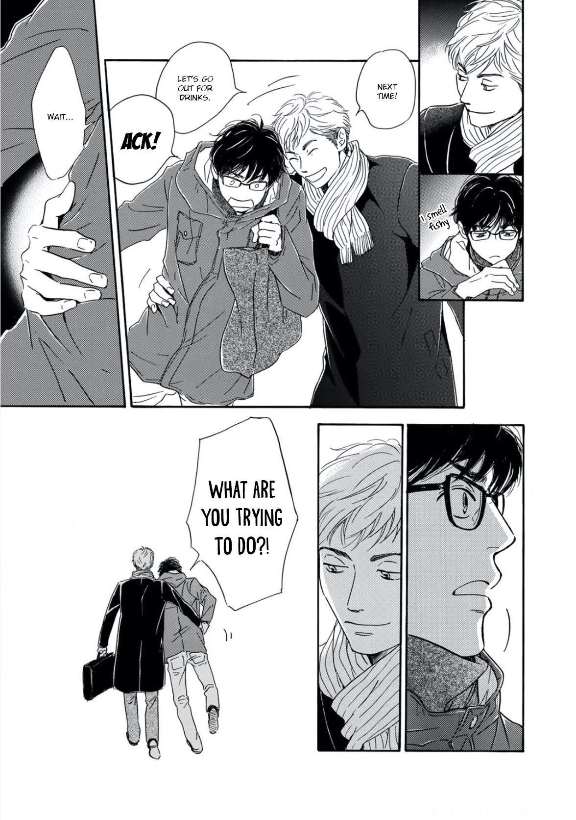 Anti-Romance Chapter 5 page 7 - Mangakakalots.com