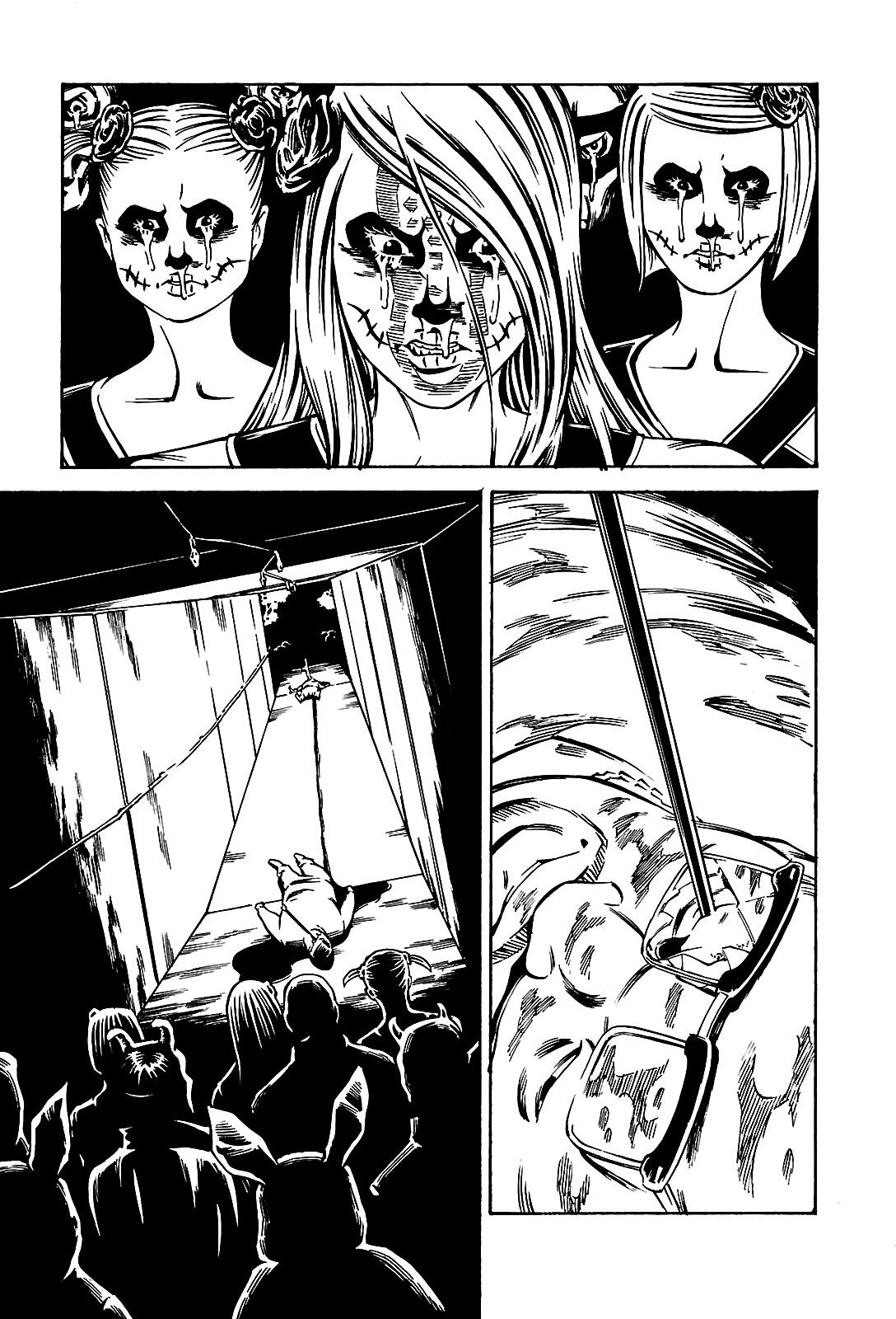 Deathco Vol.1 Chapter 4 : Reapers 4 page 28 - Mangakakalots.com