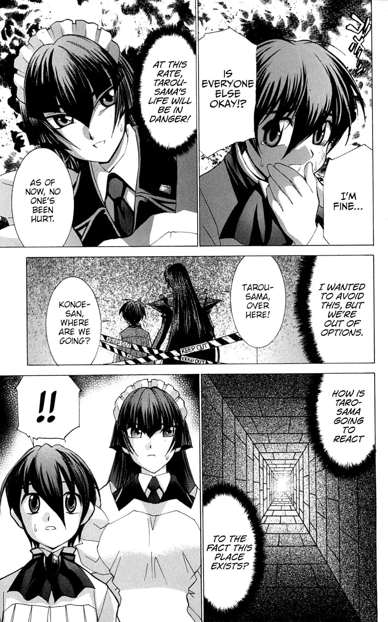 Hanaukyo Maid Tai Chapter 44 page 6 - Mangakakalots.com