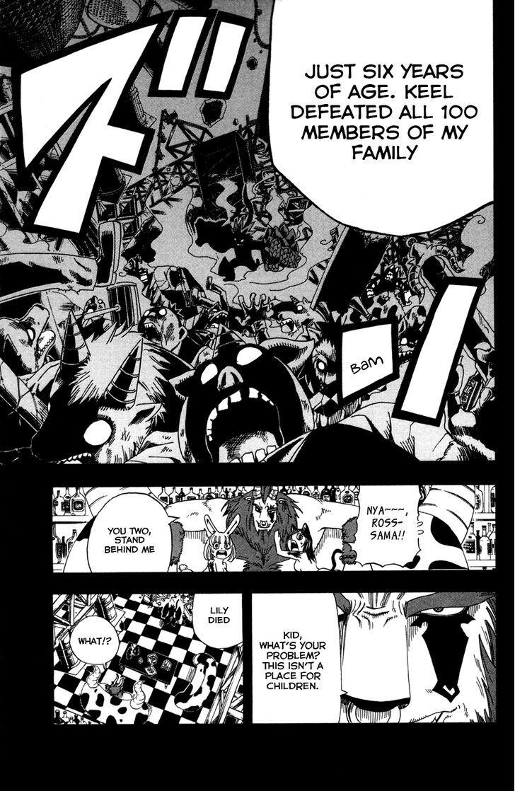 Buster Keel! Vol.3 Chapter 20 : Rage Against The Bull page 10 - Mangakakalots.com