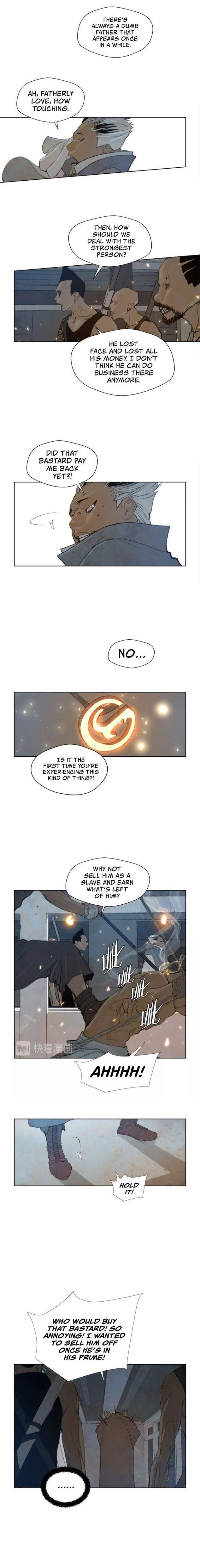 The Sword Of Glory Chapter 45 page 8 - Mangakakalots.com