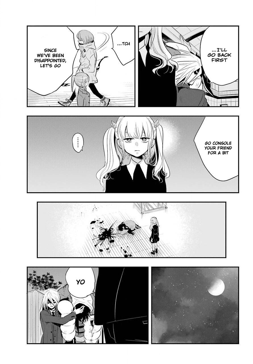 Monstaboo Chapter 11: The Girl And The Secret Of Her Disappointed Love page 39 - Mangakakalots.com