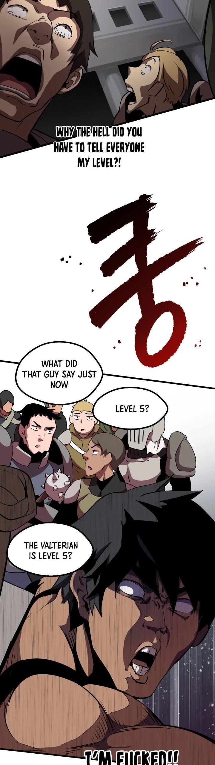 Survival Story Of A Sword King In A Fantasy World Chapter 52 page 24 - Mangakakalots.com
