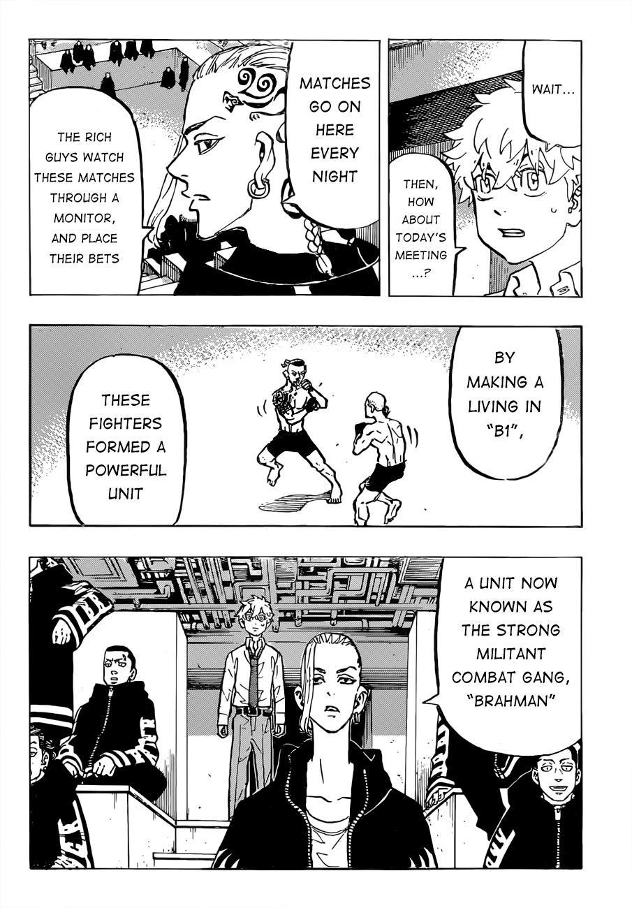 Tokyo Manji Revengers Chapter 218: Queen It Over page 7 - Mangakakalot