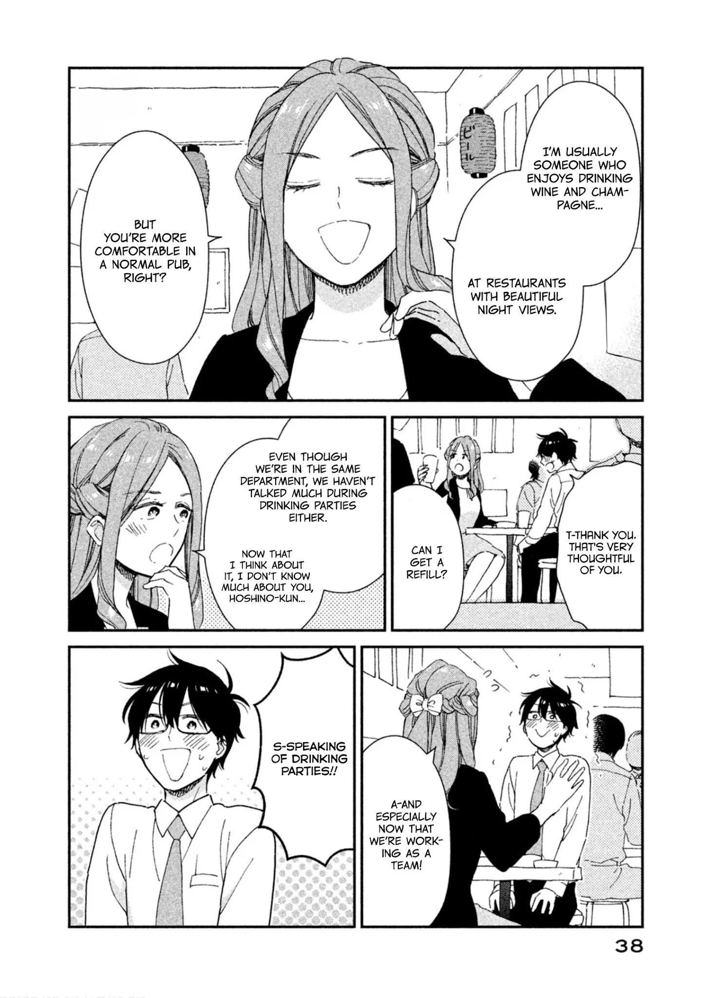 Rental Girlfriend Tsukita-San Chapter 11: 11Th Date page 8 - Mangakakalots.com