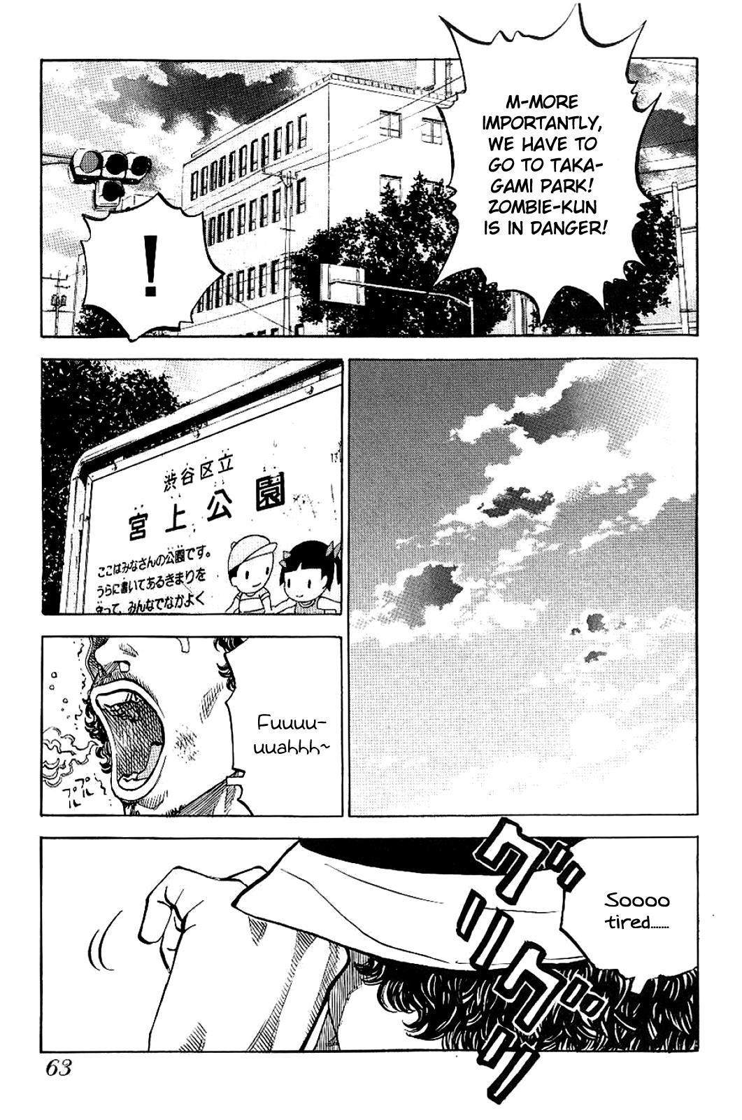 Gang King Vol.10 Chapter 73: Gentle page 11 - Mangakakalots.com