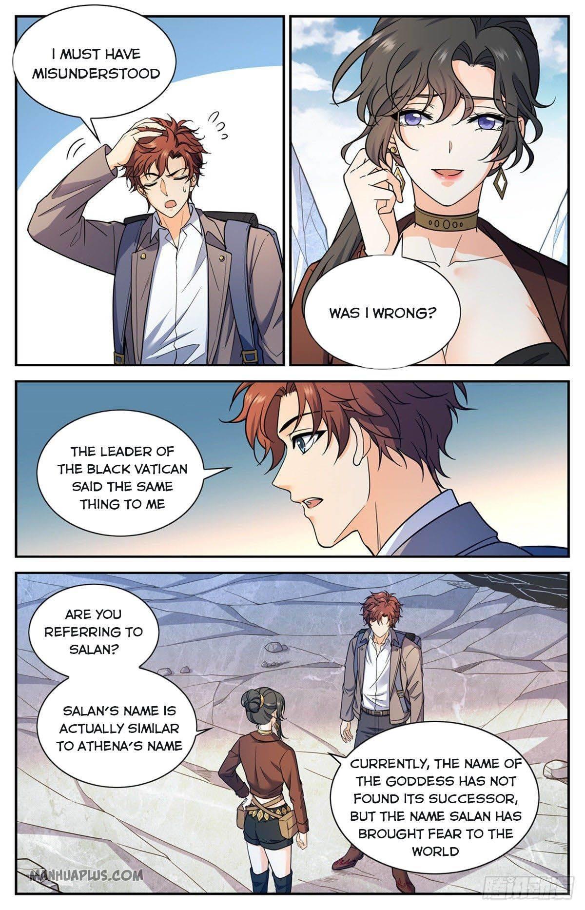 Versatile Mage Chapter 673 page 8 - Mangakakalots.com