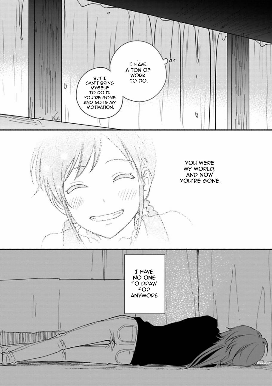 A Girl Like A Pilgrim Vol.3 Chapter 21: The End Of The Weekend page 14 - Mangakakalots.com