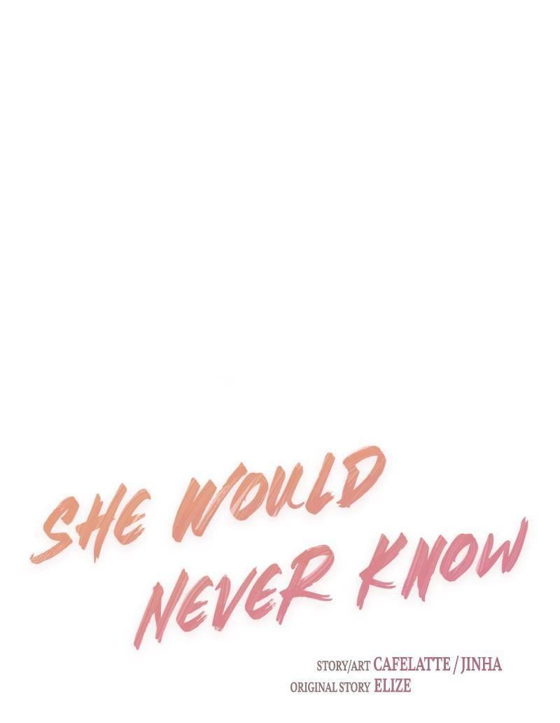 She Would Never Know Chapter 28 page 6 - Mangakakalots.com