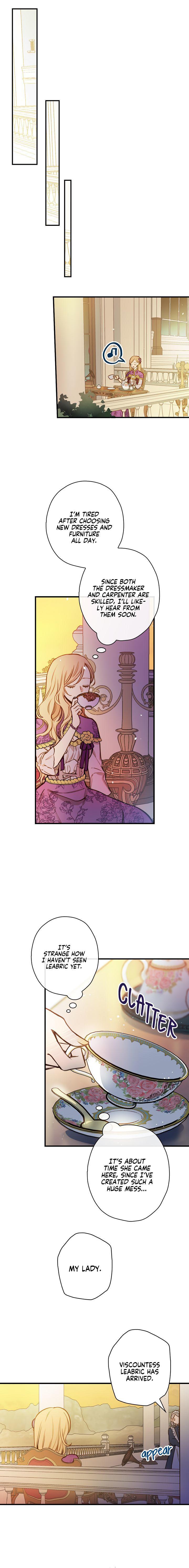 Shadow Queen Chapter 15 page 11 - Mangakakalots.com