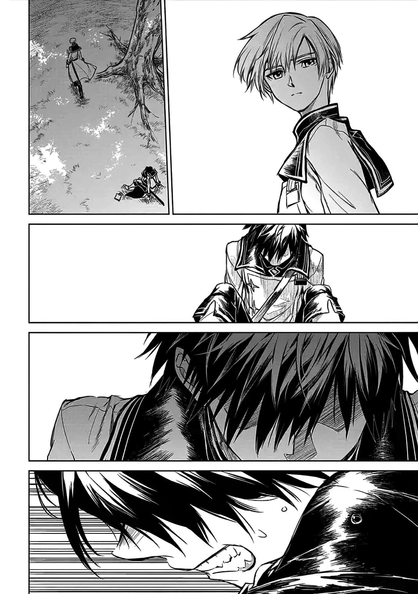 """Ryuu Kusari No Ori -Kokoro No Uchi No """"kokoro""""- Chapter 6 page 30 - Mangakakalots.com"""