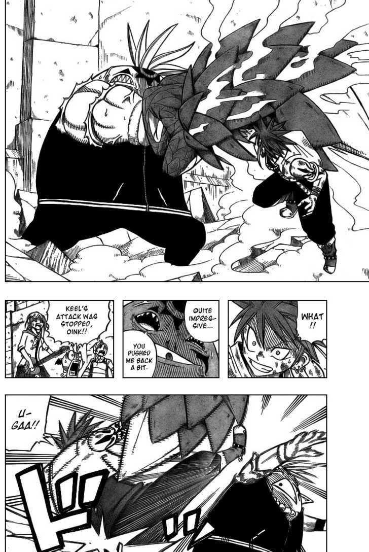 Buster Keel! Vol.2 Chapter 5 : Tug Of War page 32 - Mangakakalots.com
