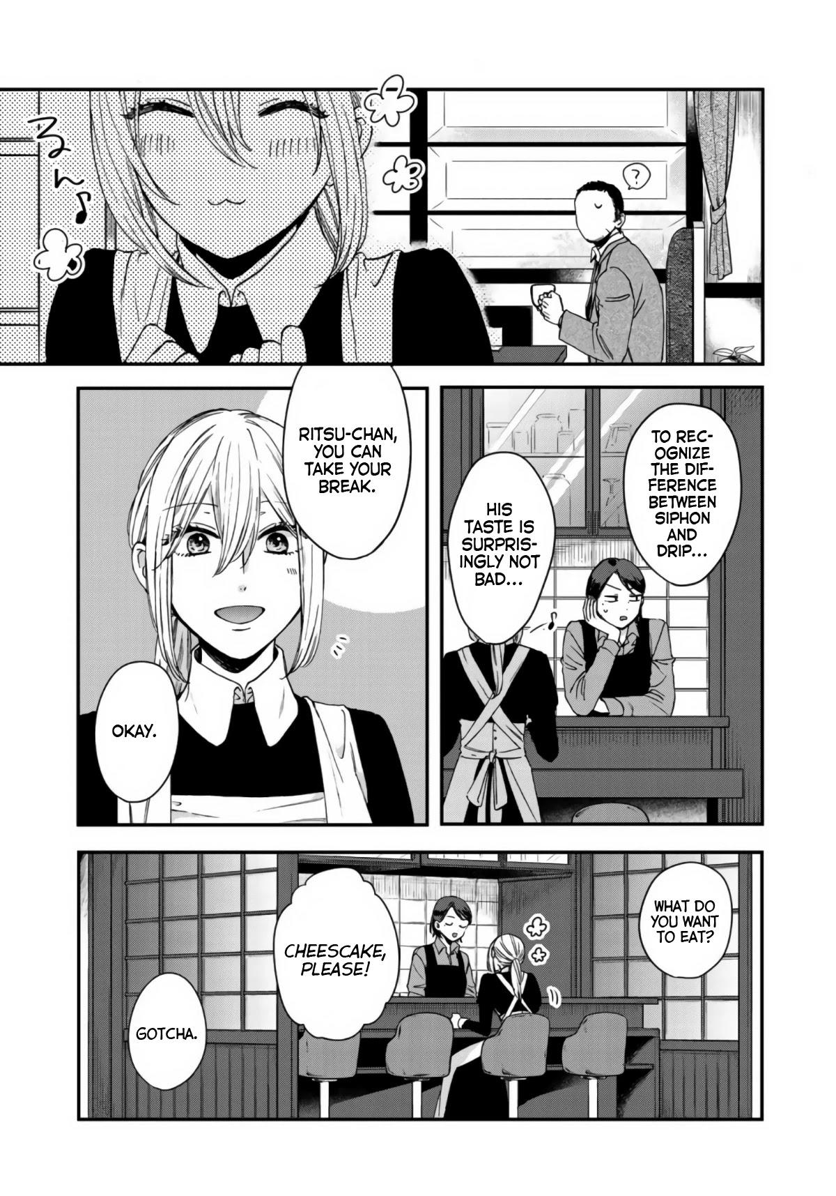 Love Of The Second And Fourth Tuesday Chapter 6: Meeting And Thereafter page 11 - Mangakakalots.com