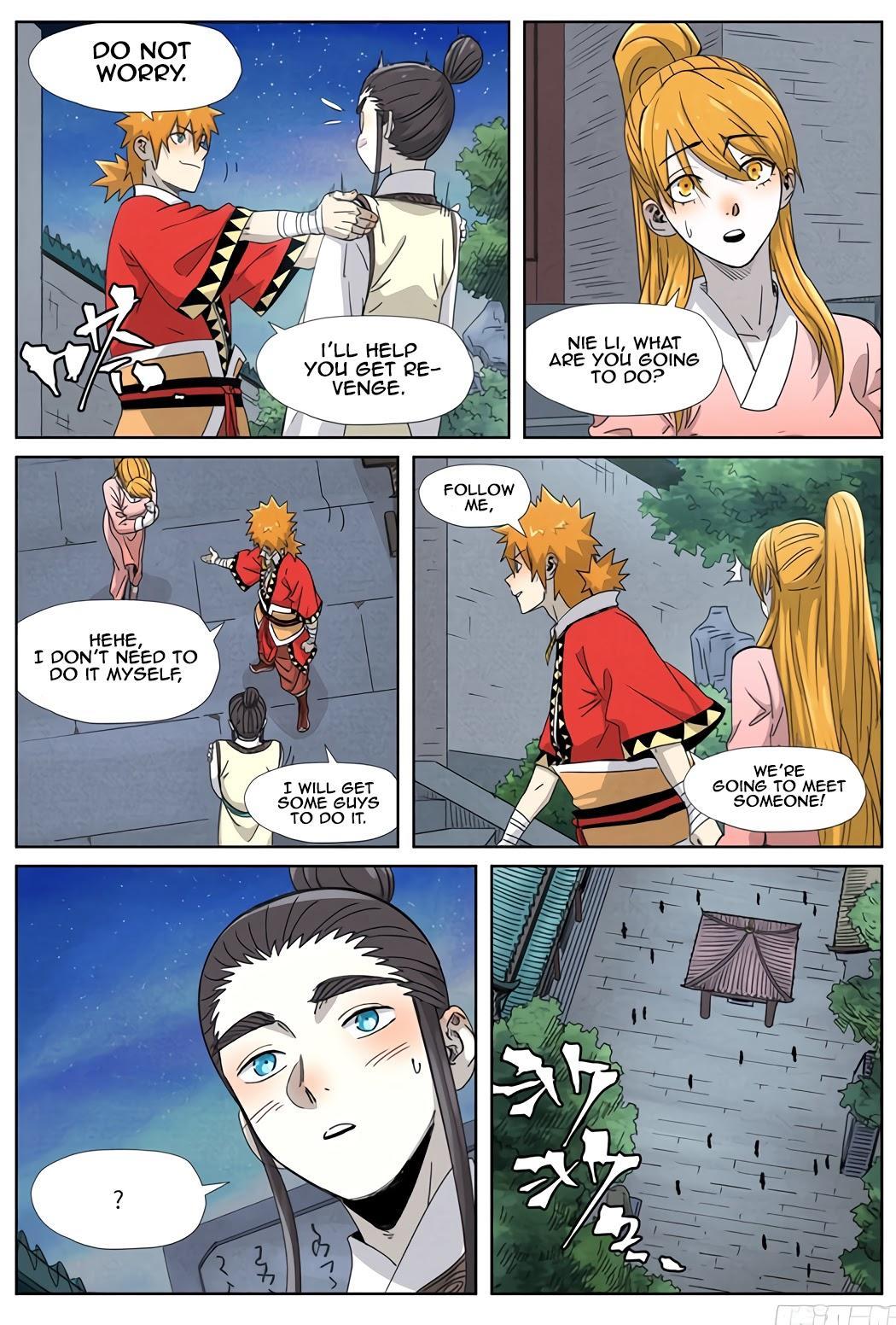 Tales Of Demons And Gods Chapter 347.5 page 9 - Mangakakalots.com