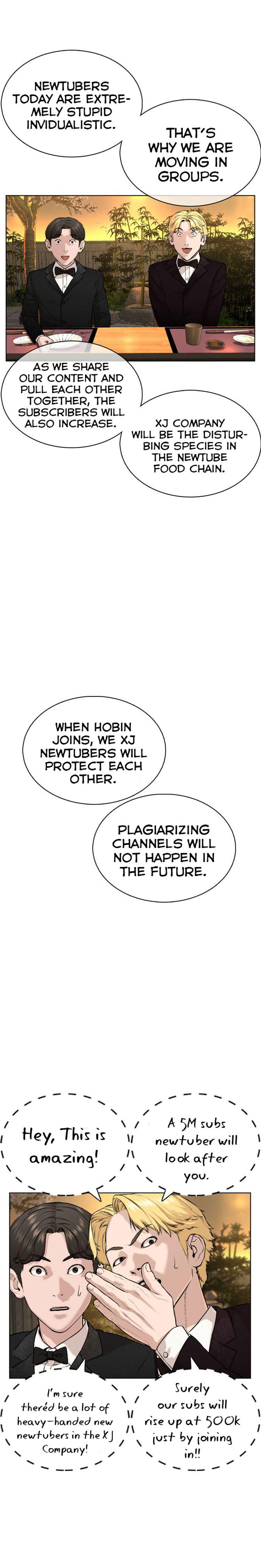 How To Fight Chapter 35: Do You Wanna Die, Hobin? page 34 - Mangakakalots.com