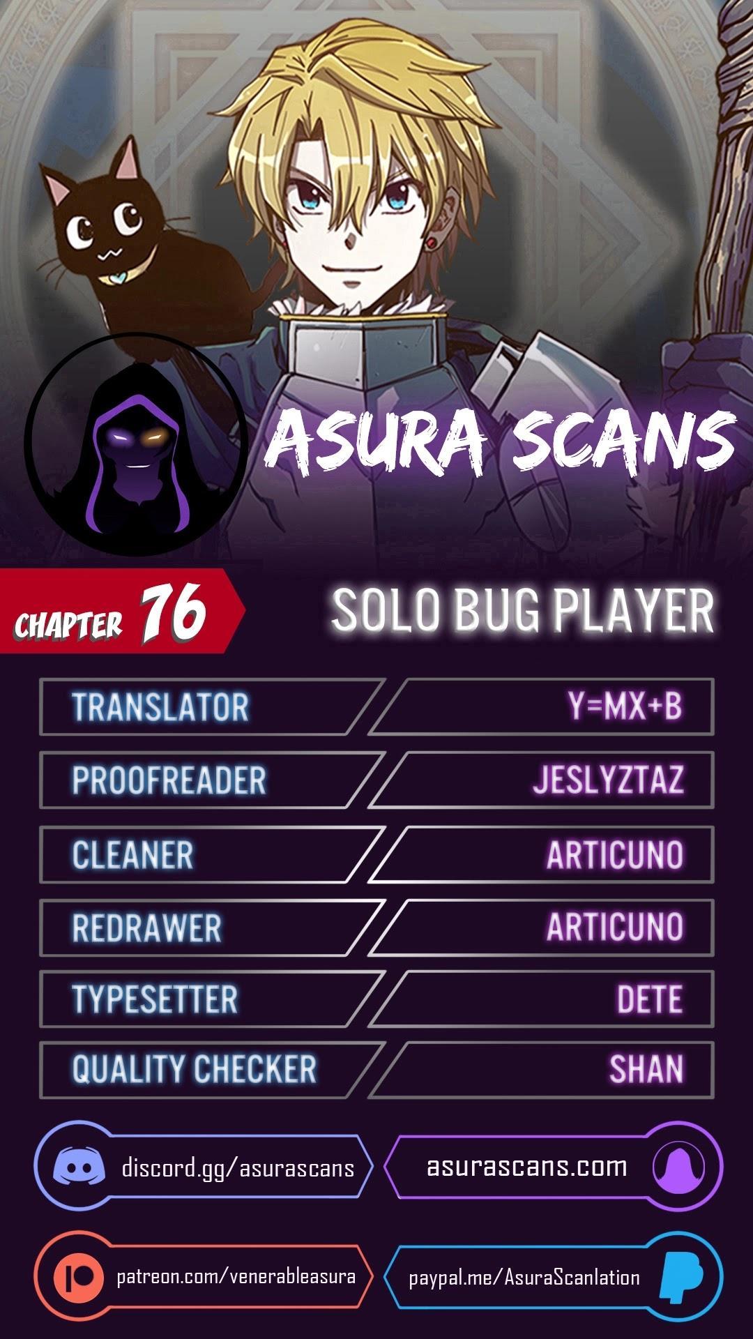 Bug Player Chapter 76 page 1 - Mangakakalot