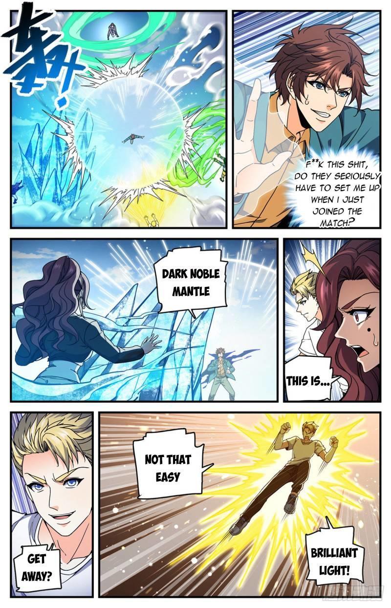Versatile Mage Chapter 724 page 4 - Mangakakalots.com