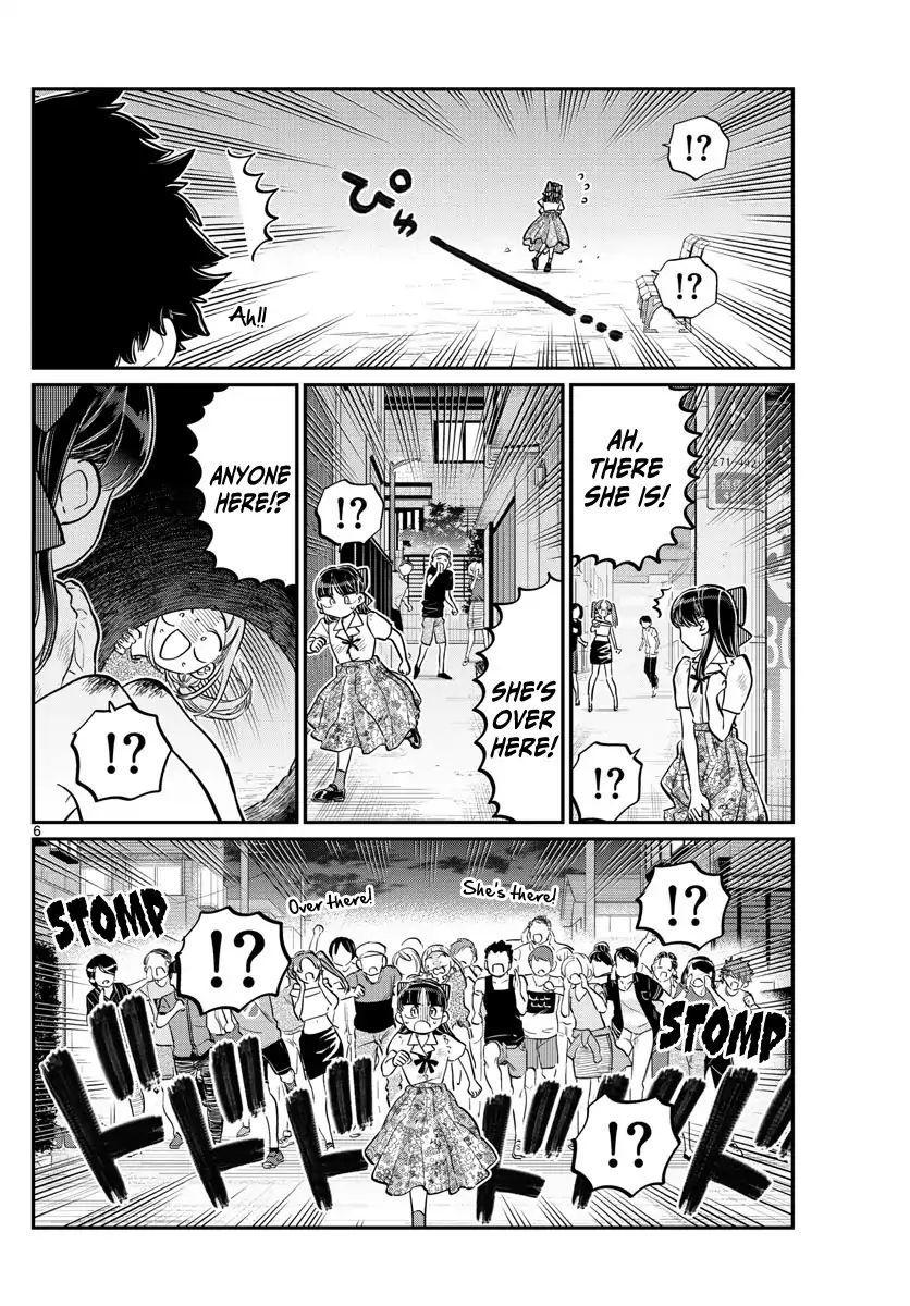 Komi-San Wa Komyushou Desu Vol.13 Chapter 172: Rei-Chan page 6 - Mangakakalot