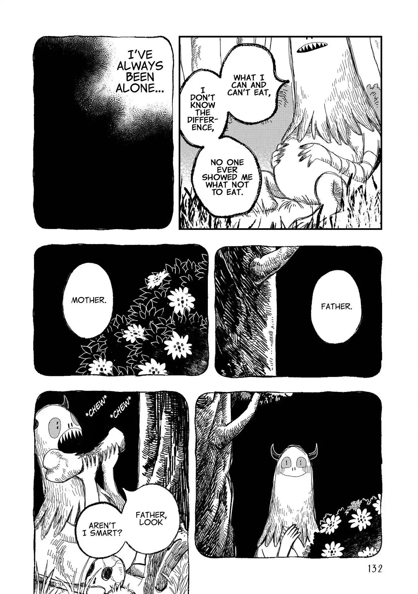 Rojica To Rakkasei Chapter 6: Bakubaku The Monster page 14 - Mangakakalots.com