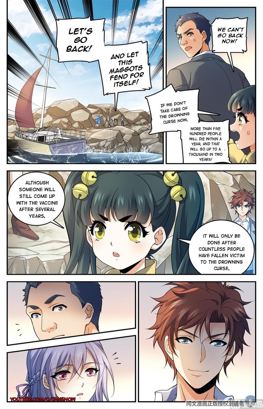 Versatile Mage Chapter 649 page 2 - Mangakakalots.com
