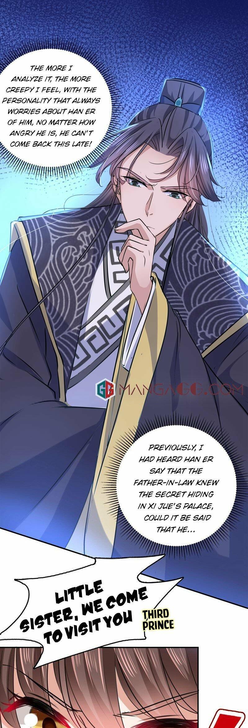 Entangled With The Duke Chapter 308 page 12 - Mangakakalots.com