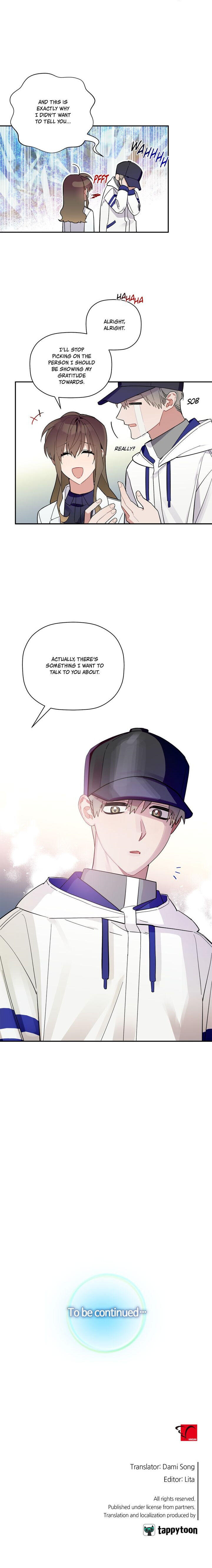 Give Me A Flower, And I'Ll Give You All Of Me Chapter 52 page 15 - Mangakakalots.com