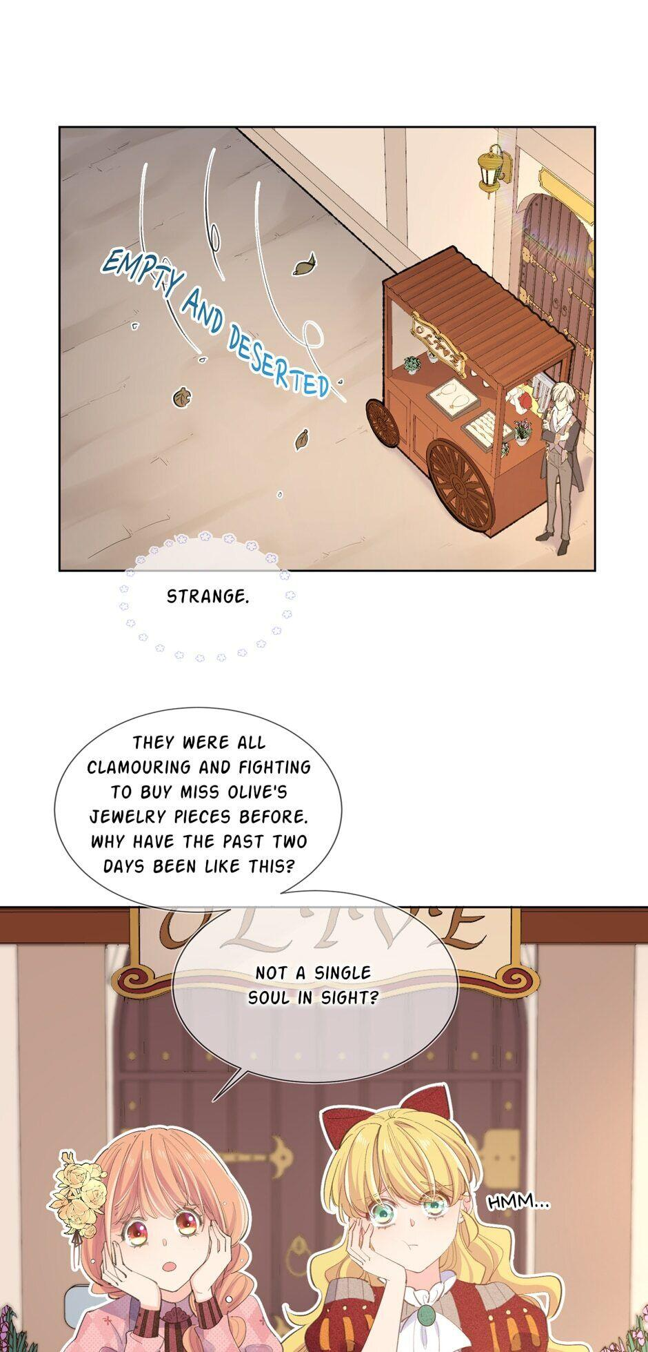 The Brilliant Miss Olive Chapter 15 page 35 - Mangakakalots.com