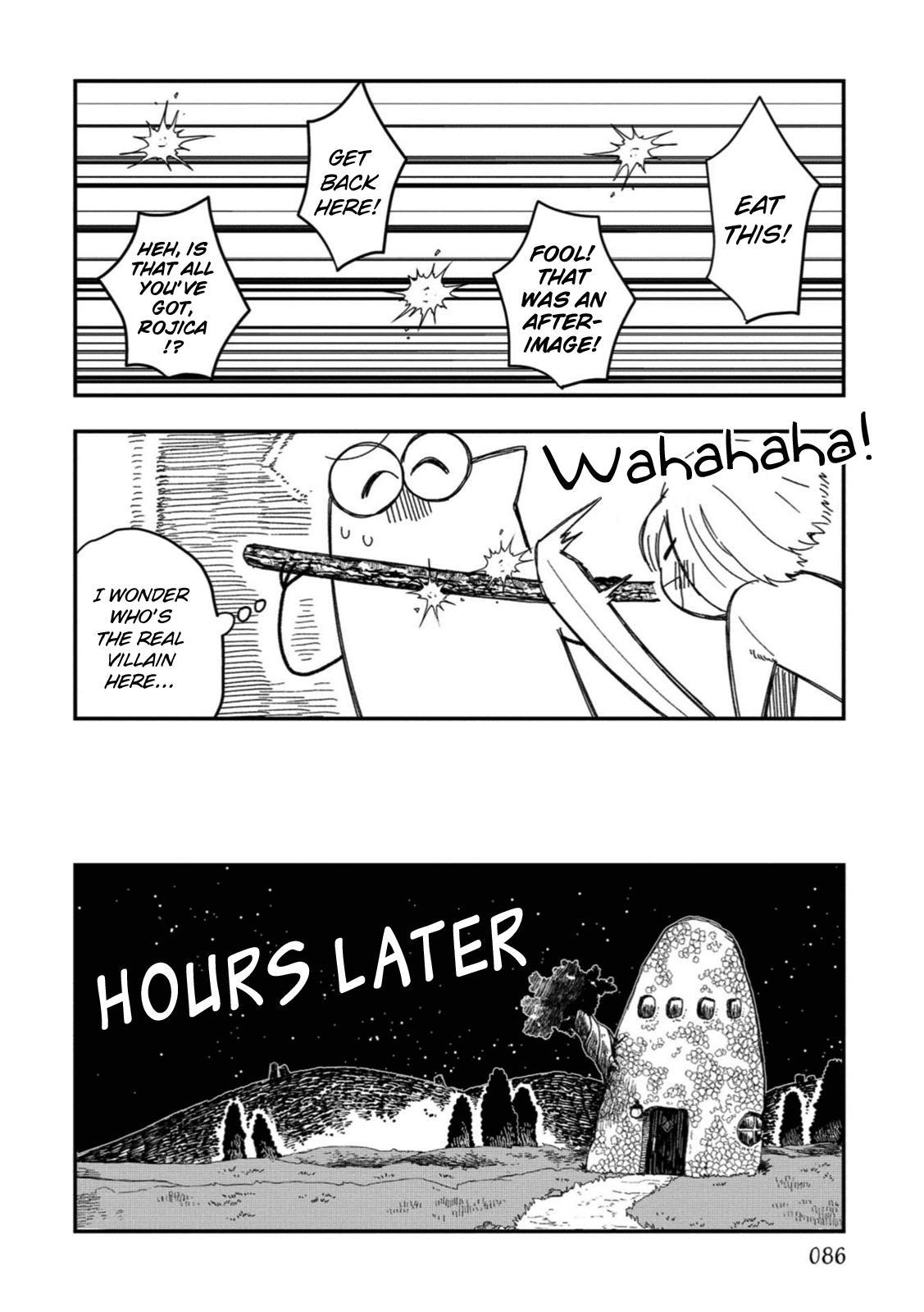 Rojica To Rakkasei Chapter 22: Alphabetical Order page 8 - Mangakakalots.com