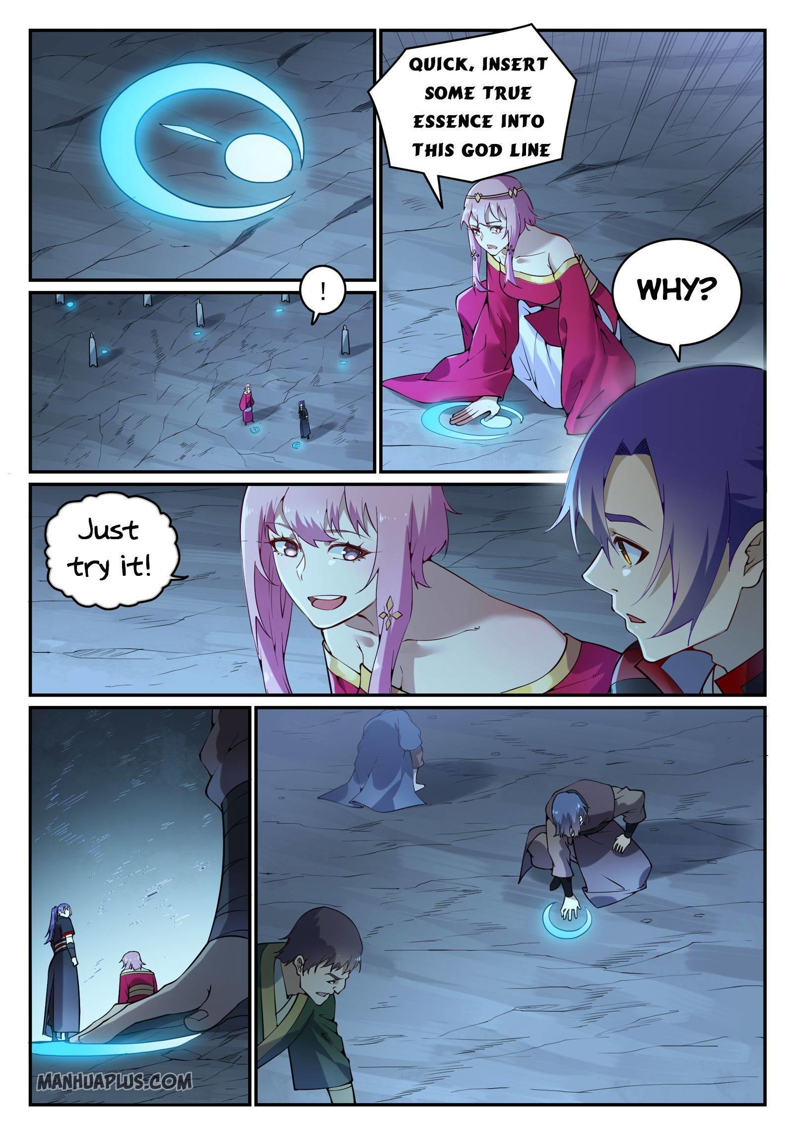 Apotheosis Chapter 749 page 7 - Mangakakalots.com